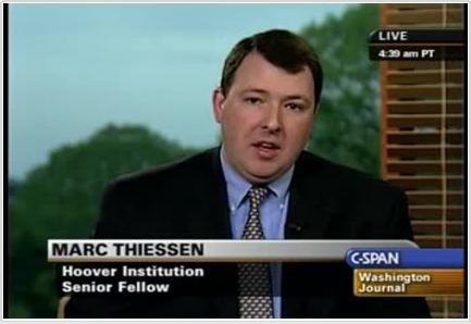 Torture Freak Marc A. Thiessen