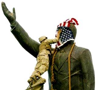 Saddam_statue